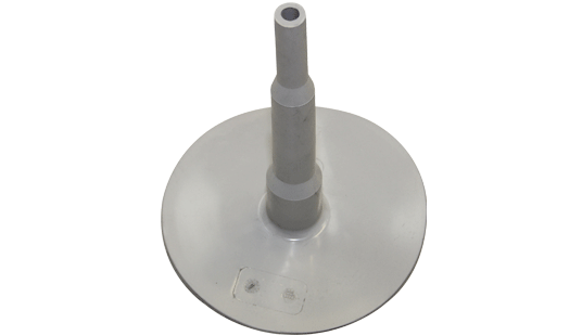 FLAGON  LIGHTNING CONDUCTOR HOLDER PVC