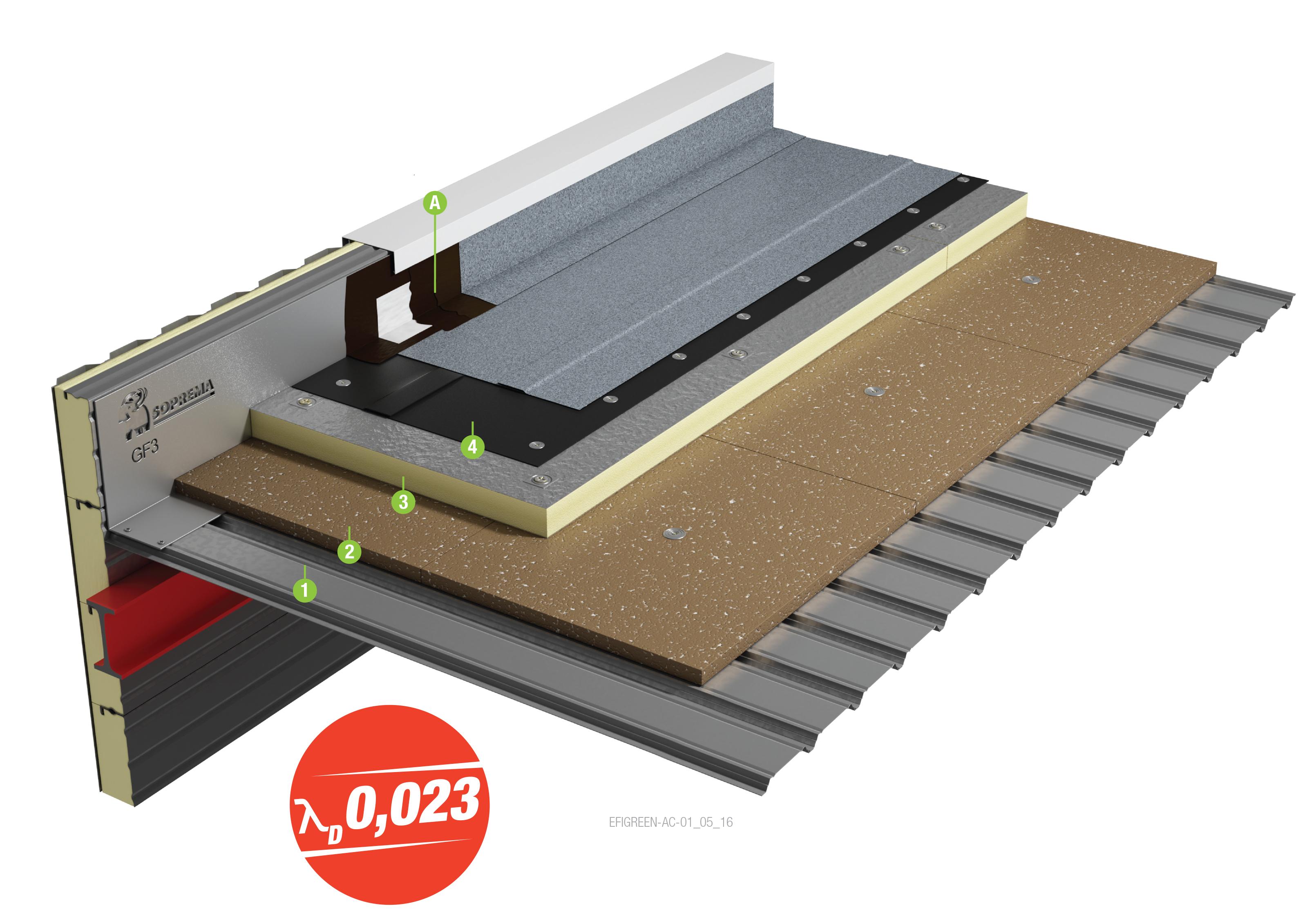 Pose bac acier pose bac acier toit plat with pose bac for Pose bac acier toiture