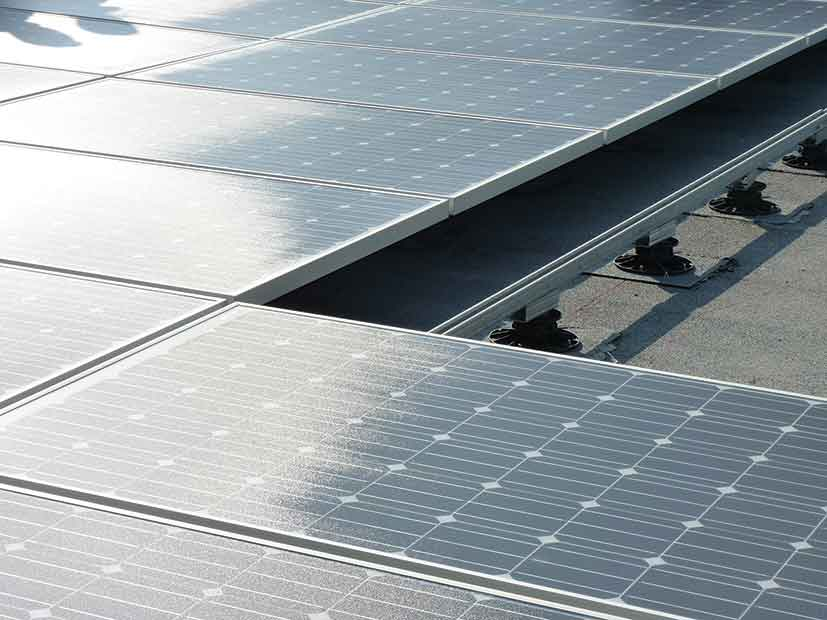 PHOTOVOLTAIC FIXING