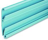 SUPPORT DE PLINTHE PAROI PVC