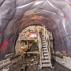 Ouvrages enterrés et tunnels
