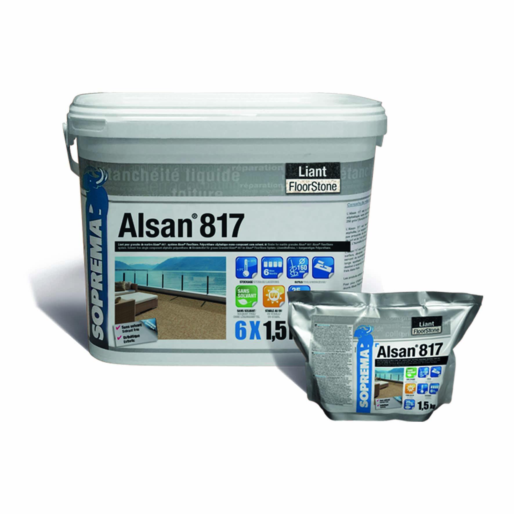 ALSAN 817 FLOORSTONE