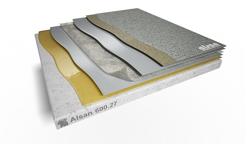 ALSAN PU-WP Deco Protect Color