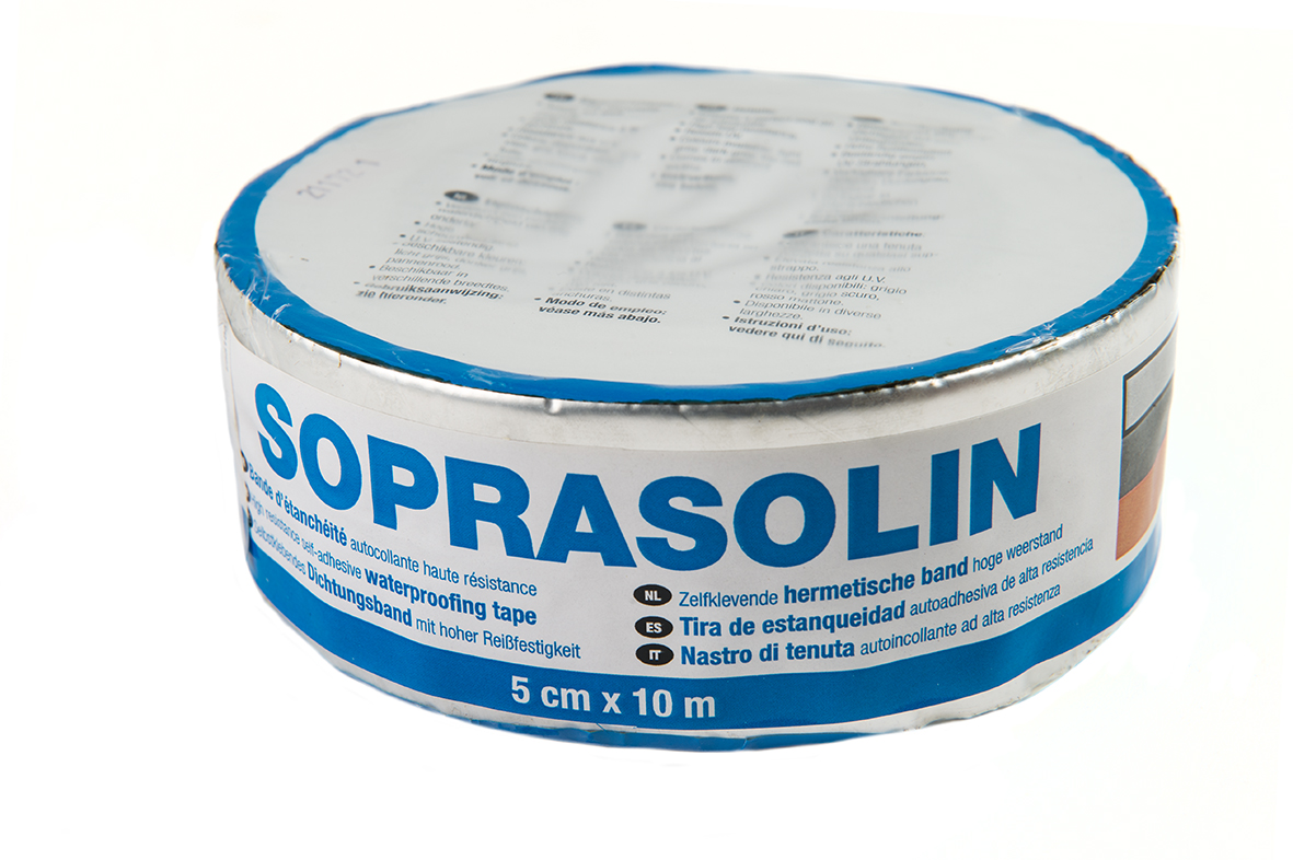 SOPRASOLIN GFO 5CM DARK GREY