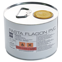 PASTA FLAGON PVC