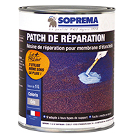 <b>PATCH DE REPARATION SOPREMA</b>
