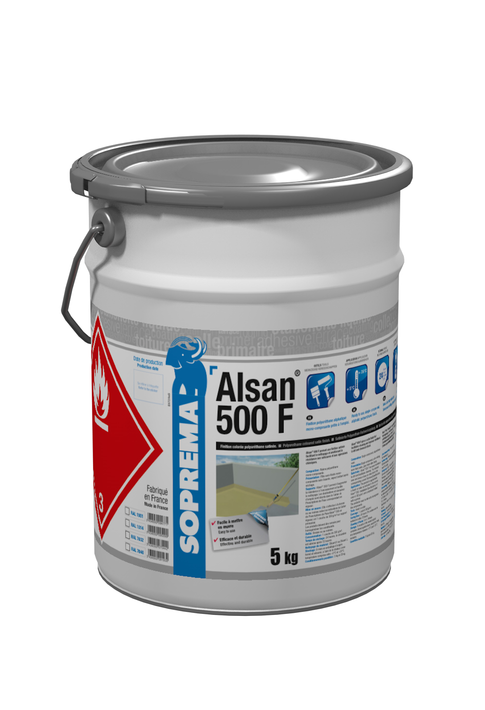 ALSAN 500 F