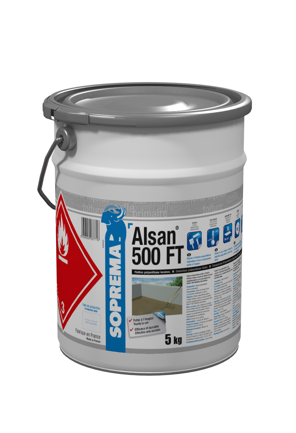 ALSAN 500 FT
