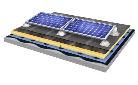 Photovoltaic mounting systems soprema soprasolar fix evo tilt extentions sciox Image collections