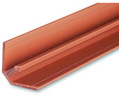 <b>SUPPORT D'ANGLE INTERIEUR PVC</b>