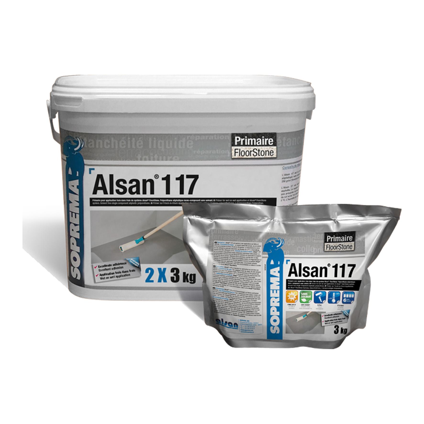 ALSAN 117 FLOORSTONE