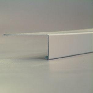 DAKRAND IN METAALFOLIEPLAAT PVC/TPO