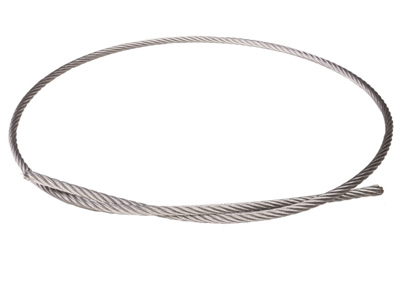 DS FLG 50 STAINLESS STEEL CABLE