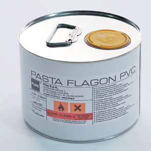 FLAG PASTA FLAGON PVC