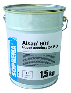ALSAN 601 SUPER ACCELERATOR