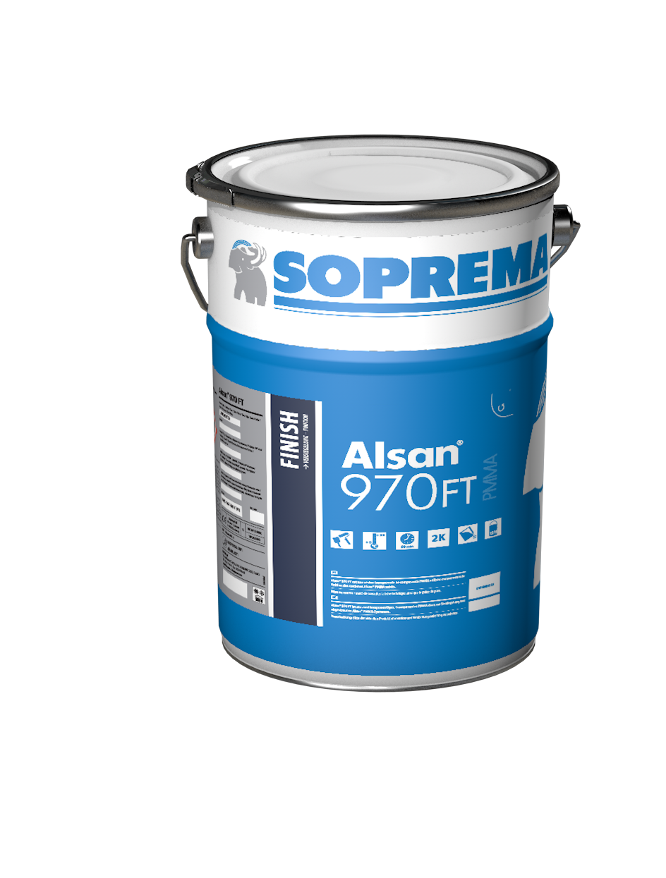 ALSAN 970 FT Transparent Seal
