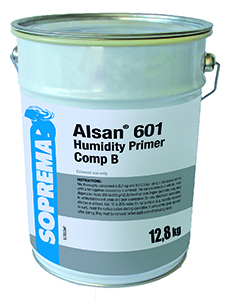 ALSAN 601 HUMIDITY PRIMER – PART B