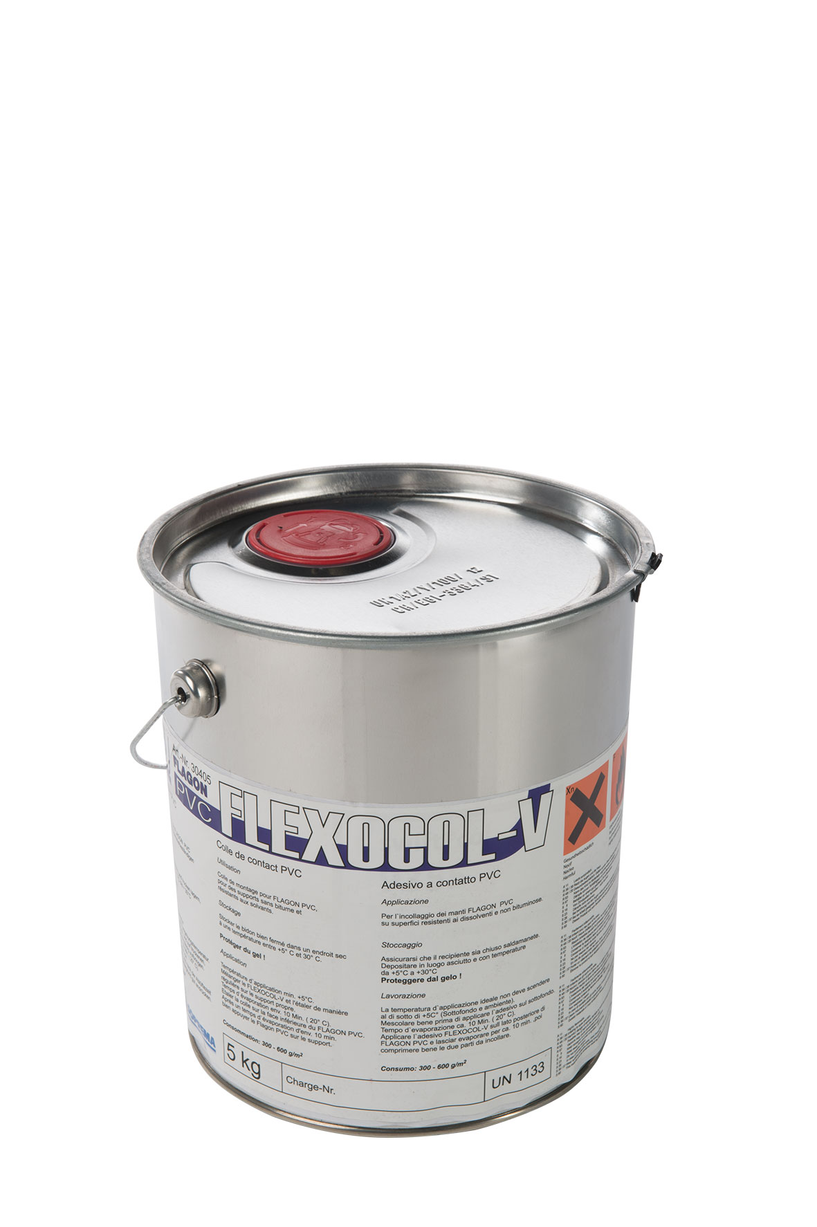 FLAGON - FLEXOCOL-V PVC