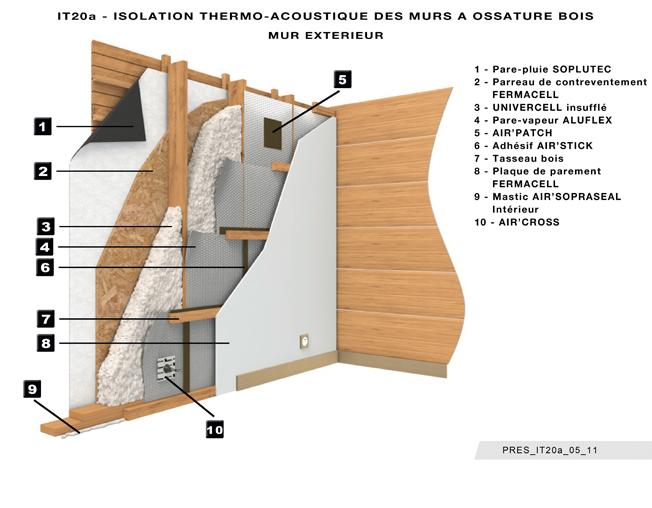 murs soprema. Black Bedroom Furniture Sets. Home Design Ideas