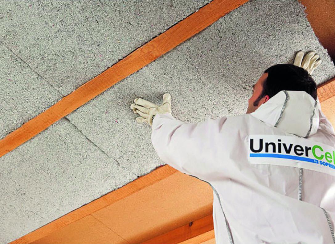 Univercell panneaux soprema - Ouate de cellulose inconvenients ...