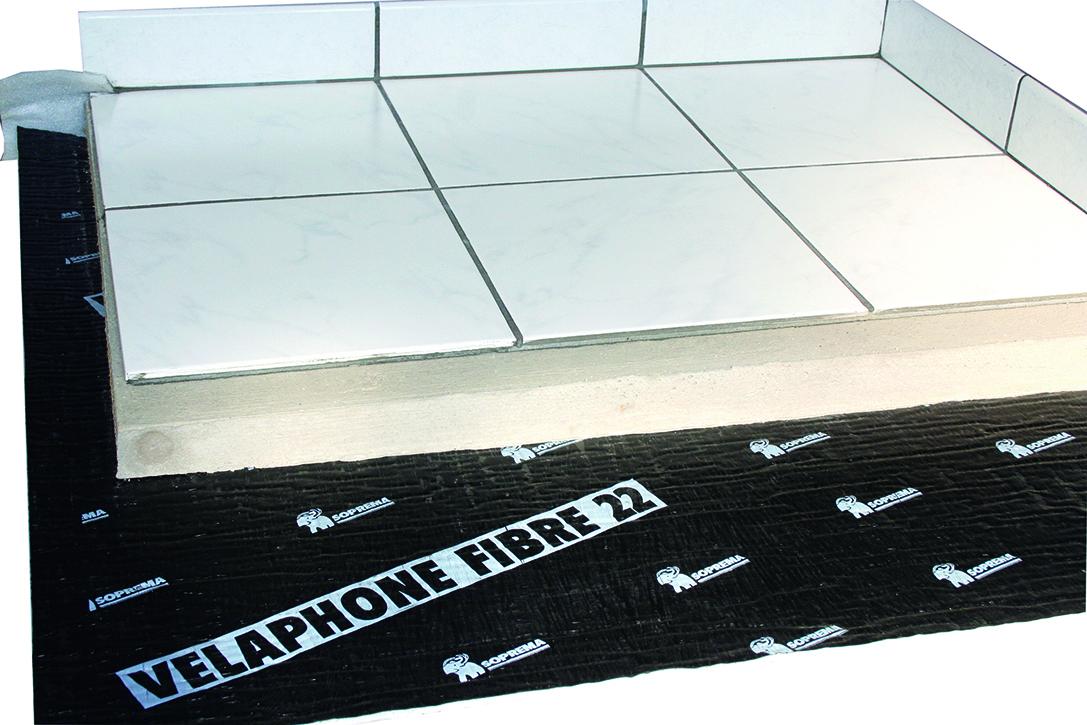 isolant thermique mince sous carrelage la protection. Black Bedroom Furniture Sets. Home Design Ideas